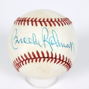 Baltimore Orioles Brooks Robinson Signed Official Baseball