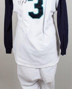 Rodriguez Game Worn jersey