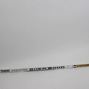 L.A. Kings - Detroit Red Wings - Steve Duchesne Game-Used Sher-Wood 7000 Hockey Stick