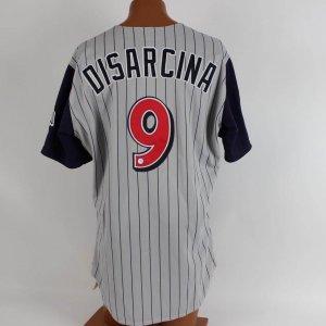 1999 Anaheim Angels - Gary DiSarcina Game-Worn Jersey