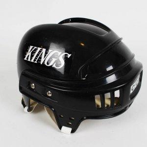Los Angeles Kings - Mike Donnelly Game-Worn Helmet