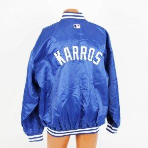 Los Angeles Dodgers - Eric Karros Game-Worn Jacket