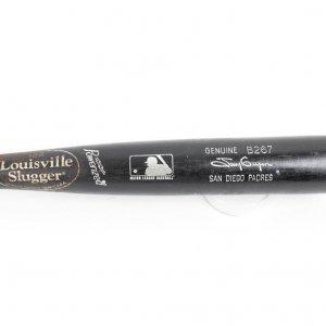 2001 San Diego Padres - Tony Gwynn Game-Used Louisville Slugger B267 Bat (PSA GU 8)