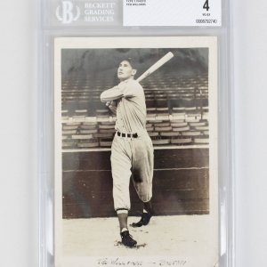 Boston Red Sox Ted Williams Type 1 Photo (4 VG-EX)