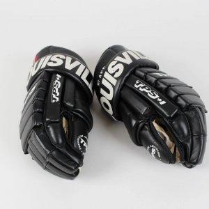 Los Angeles Kings - NHL HOFer - Rob Blake Game-Worn Hockey Gloves