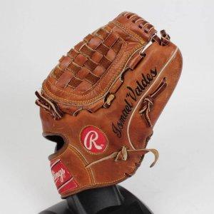 "Los Angeles Dodgers - Ismael Valdez ""The Rocket"" Game- Worn Rawlings Glove"