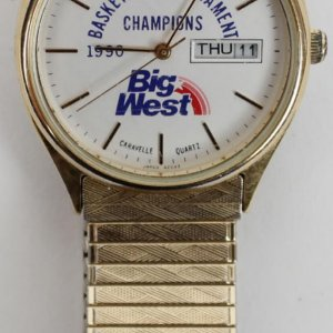1990 UNLV Big West Basketball Tournament Champions Watch