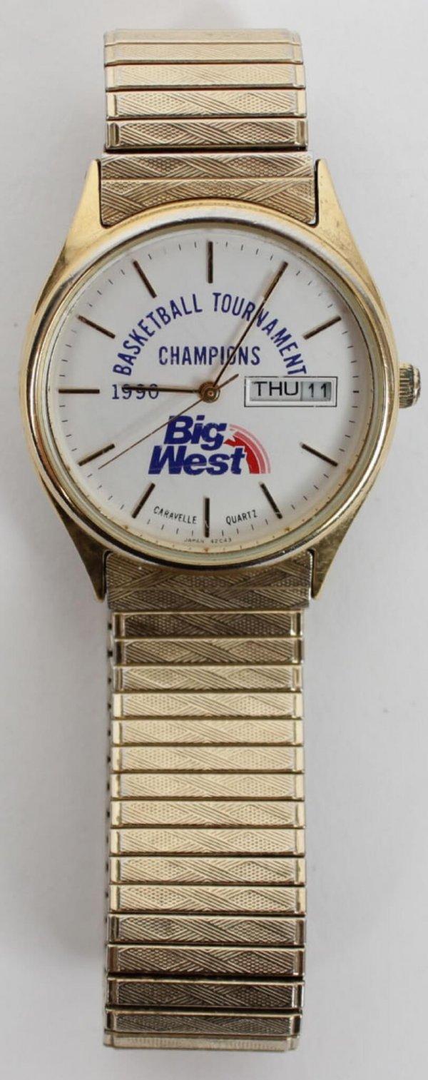 1990 UNLV Big West Basketball Tournament Champions Watch