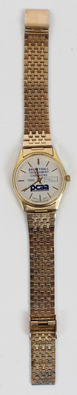 1986 UNLV Basketball Tournament Champions PCAA Watch