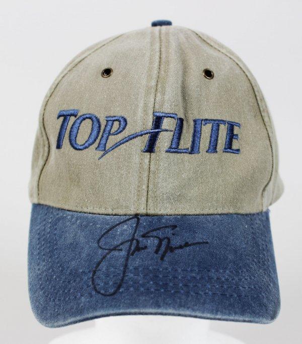 Jack Nicklaus Signed Top Elite Hat