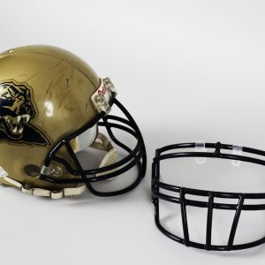 Pittsburgh Panthers Game-Used Helmet