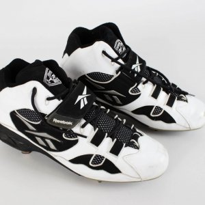 Chicago White Sox Frank Thomas Game-Worn Cleats