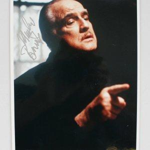 Marlon Brando Signed 8x10 Photo