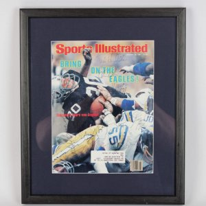 1981 Oakland Raiders Signed SI Magazine - Ted Hendricks, Cliff Branch, Ray Guy & 10 Others