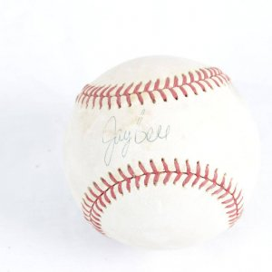 Pittsburgh Pirates - Jay Bell Signed, Game-Used Baseball