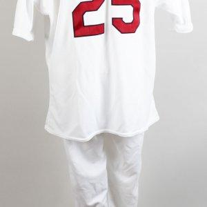 1999 St. Louis Cardinals Mark McGwire Game-Worn Jersey & Pants