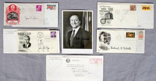 Autographed Collectibles > Americana | Americana > Political