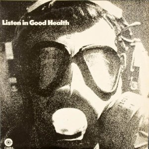 """1970 Rare T.V Media Promotional Listen in Good Health - Songs of Celebration and Decay - """"Not For Retail Sale"""" April 1970, """"A musical appraisal of man in harmony and conflict with his environment."""" (Earth Day)"""