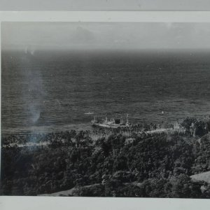 1944 WWII Offical Military US Navy STAG-1 Torpedo Drone Mission Photo Aeronautics