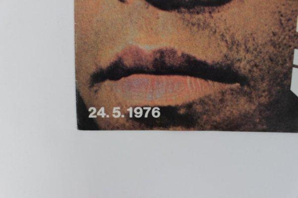 1976 - Muhammad Ali vs. Richard Dunn Official On Site Program (Munich