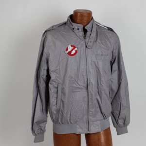Original 1984 Ghostbusters Movie Film Crew Jacket (Incl. Letter of Provenance)