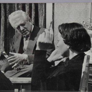 Vivien Leigh Vintage 7x10 B&W By Photograph Ernst Haas - Magnum Photos