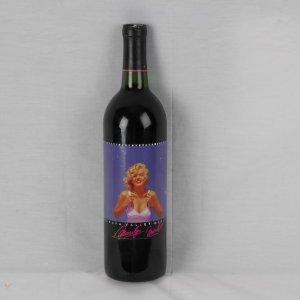 1993 Marilyn Monroe Merlot From Napa Valley Wine Bottle