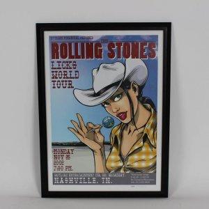 2002 The Rolling Stones Licks World Tour at Nashville