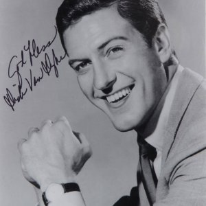 Television Icon - Dick Van Dyke Signed