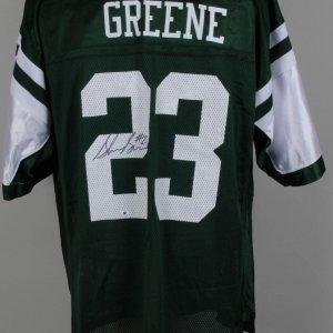 New York Jets - Shonn Greene Signed Jersey