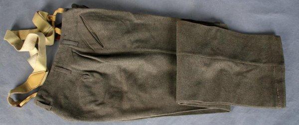 WWII Swedish Miltiary Police Pants