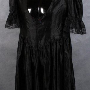 1950s-60s Gunsmoke Television Show Saloon Style Dress Costume