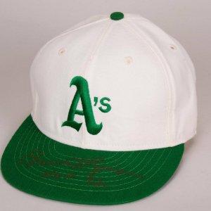 """Inscribed """"HOF 92"""" Hat (PSA/DNA COA)"""
