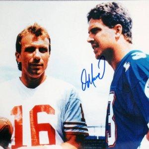 Miami Dolphins - Dan Marino Signed 8x10 Photo