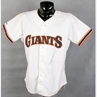 1990 SF Giants Matt Williams Game-Worn