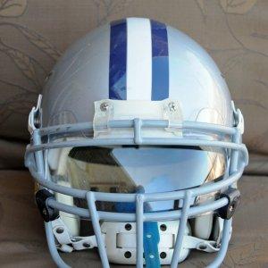 """2008 Cowboys Tashard Choice  """"Rookie"""" Helmet"""
