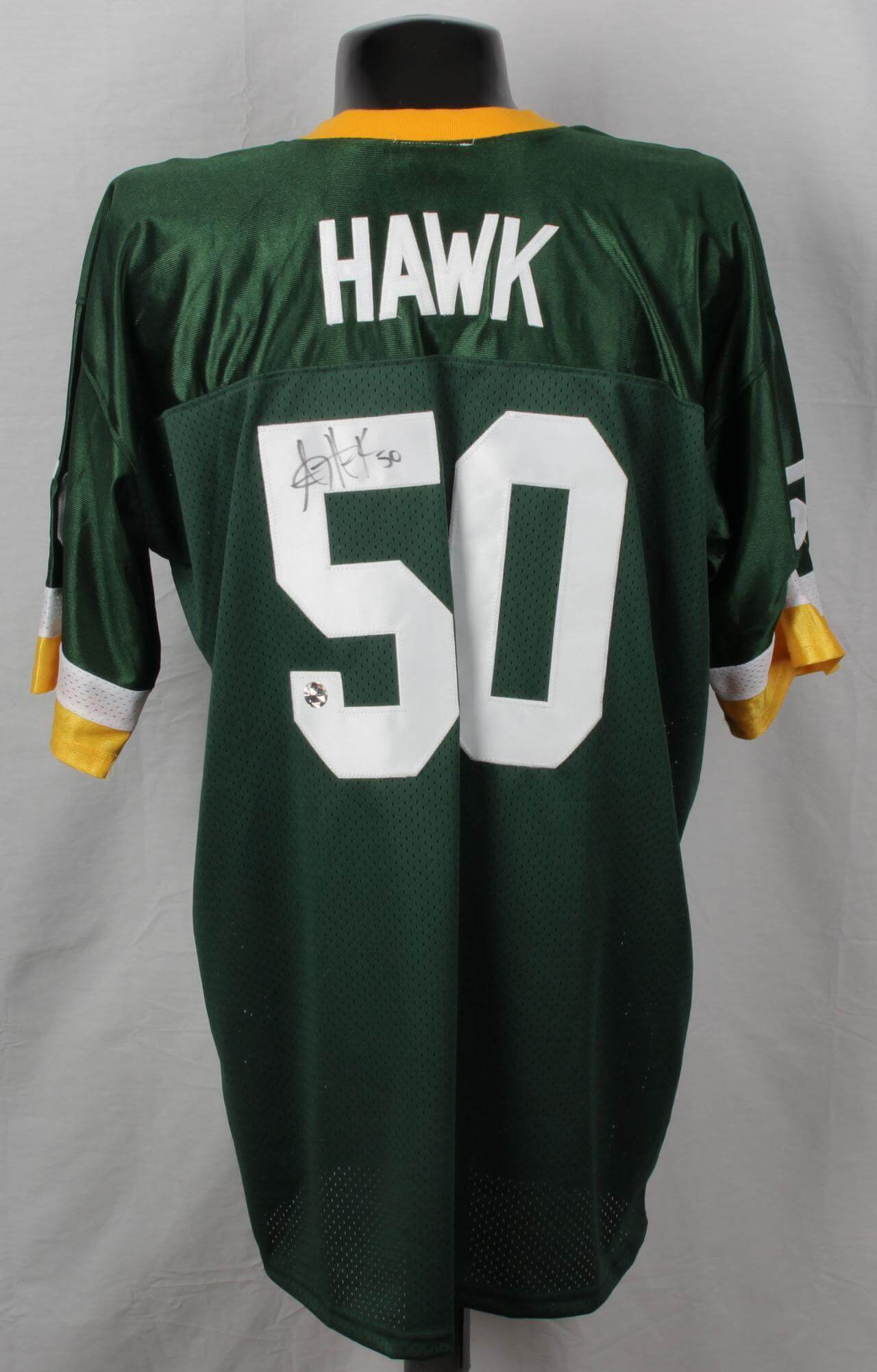 aj hawk jersey