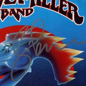 Steve Miller Signed Greatest Hits 1974-78 Album