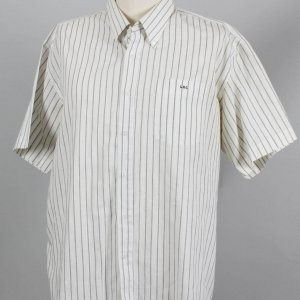 Miami Dolphins - Larry Csonka Personal Worn Shirt