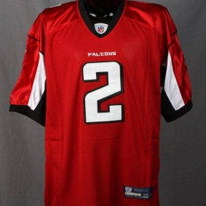 Ryan Falcons Signed Home Jersey