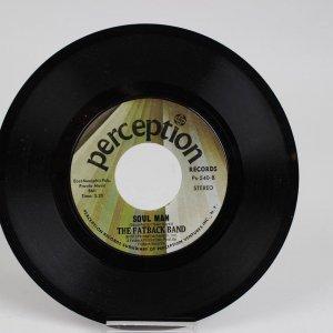 Fatback Band 70s FUNK 45 Njia Walk / Soul Man