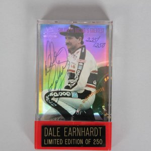 1992 Rare NASCAR - National Sports Collector's Convention - Dale Earnhardt