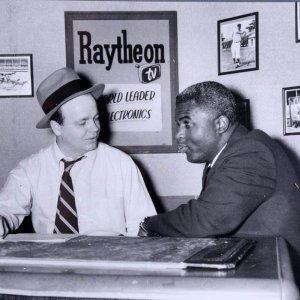 Jackie Robinson Teenie Harris 11x14 Photo