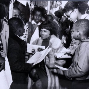 Ertha Kitt 11x14 Photo (Original Print From Teenie Harris Pittsburgh Courier Archives)