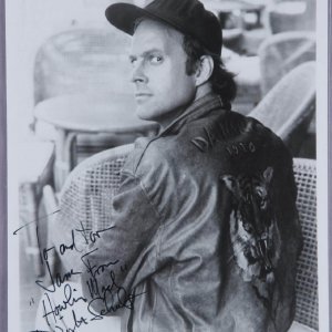A-Team Dwight Schultz Signed & Pers. 8x10 Photo