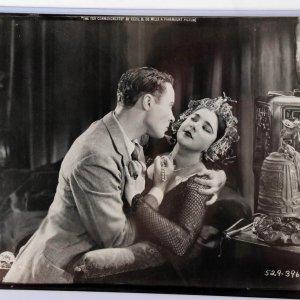 The Ten Commandments Cecil B. De Mille 8x10 Negative Film Movie Still Photo by Curtis