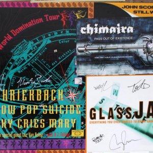 Autographed Collectibles > Musician | Musician > Photos