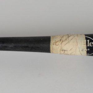 2000 Los Angeles Dodgers Bruce Aven Game-Used 125 Louisville Slugger Bat