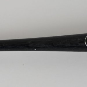 Los Angeles Darren Hall Game-Used 125 Louisville Slugger Bat