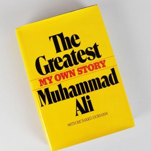 "Muhammad Ali Signed & Inscribed ""The Greatest"" Book"